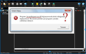 How to Fix Lavasofttcpservice.dll File Missing Error