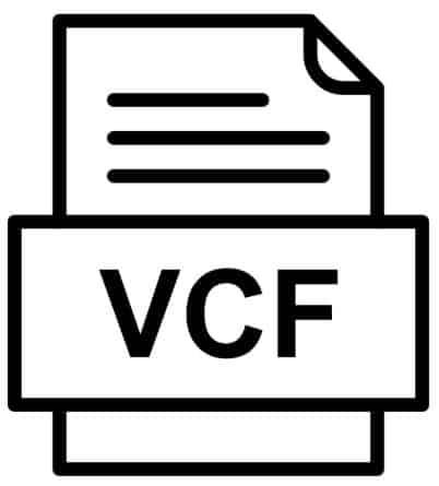 open vcf file